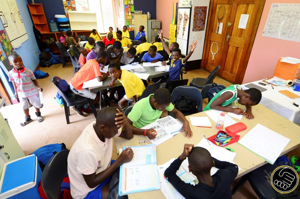 Jacoba FC Homework Centre