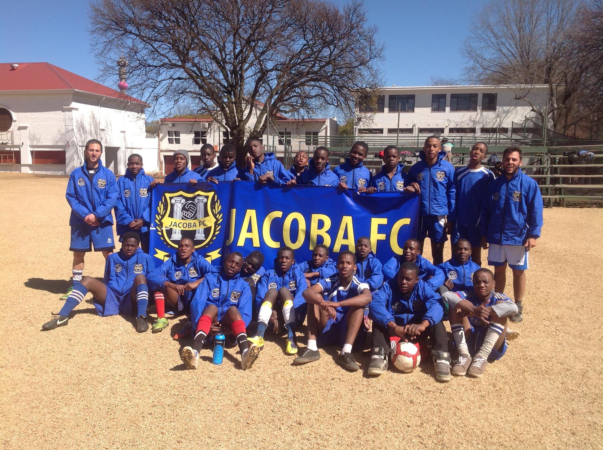 Jacoba Giving Back